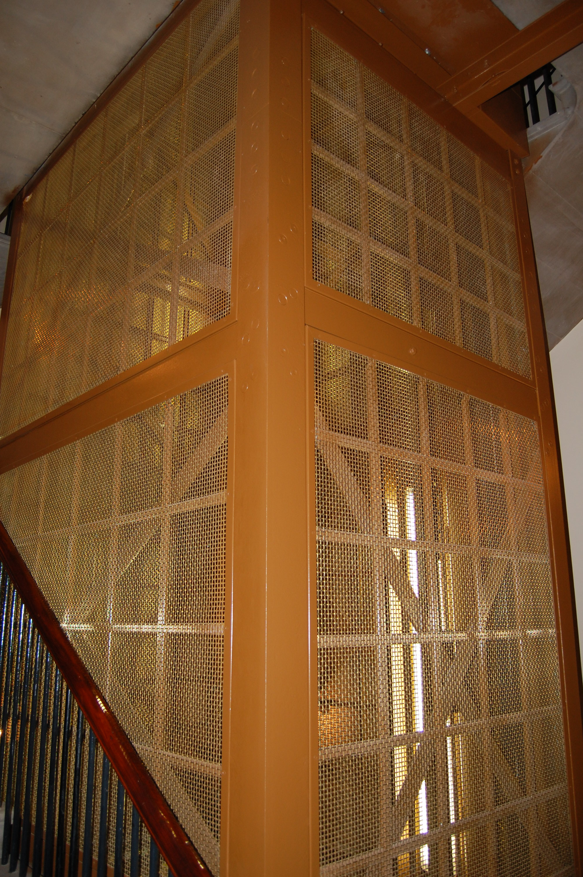 Lift shaft 002